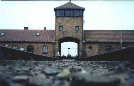 הרב סיני אדלר – הגבורה בשואה