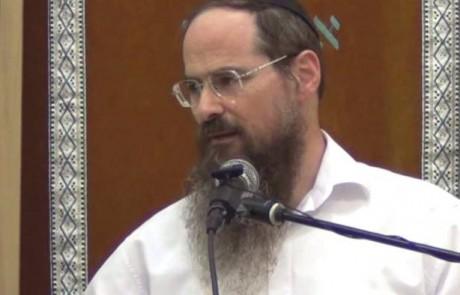 הרב שמואל טל | לברוח מהשקר