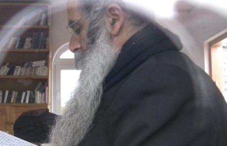 וידאו מהנסיעה לאוקראינה עם הרב יובל כהן אשרוב / שיעור ראשון
