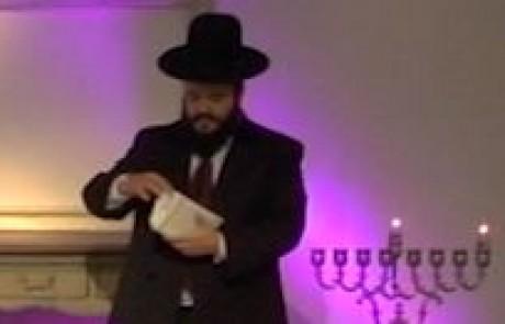 הרב שלום יוסף ברבי – חנוכה