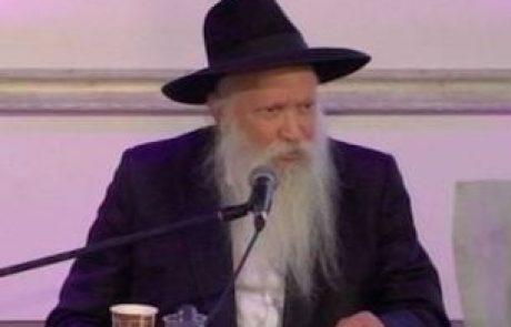 הרב יצחק גינזבורג – אני ואתה נשנה את העולם / ליווי מוסיקאלי אבי פיאמנטה