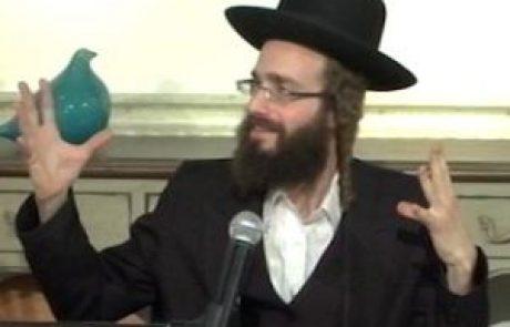דוד גבירצמן – קבלה וברסלב – הרצאה 17 / חותם דמעות