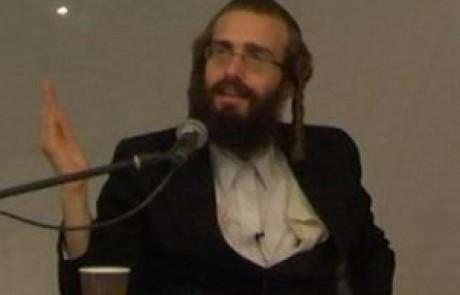 דוד גבירצמן – קבלה וברסלב – הרצאה 27