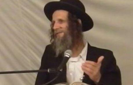 הרב עופר ארז – לראות את הטוב תורה רפ''ב