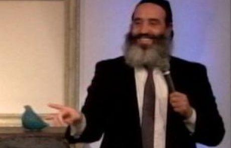 הרב יצחק פנגר – זוגיות בשמחה