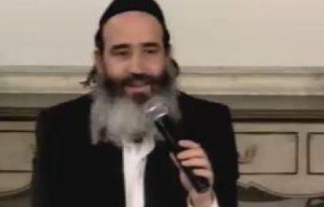 הרב יצחק פנגר | בדרך לעלייה
