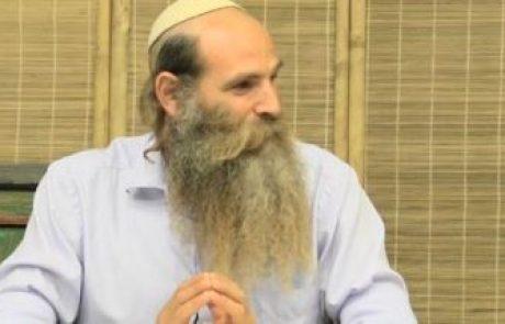 הרב מיכי יוספי | להיות תינוק שמח | 31.5.15