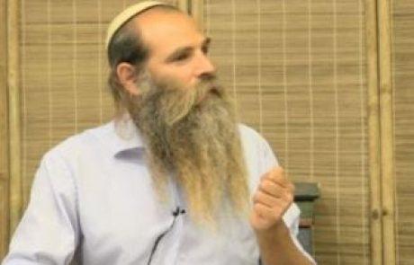 הרב מיכי יוספי   אַדְּרַבָּה- הופך את העניין   14.6.15