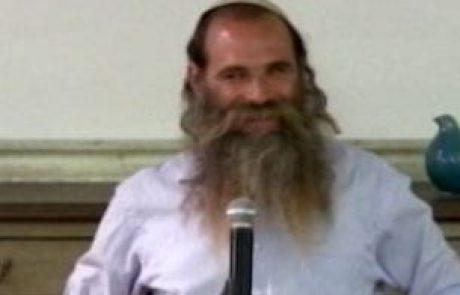 הרב מיכי יוספי   בְּרִנָּה יִקְצֹרוּ   21.6.15