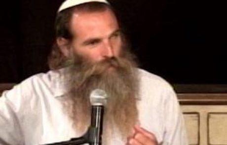 הרב מיכי יוספי | גילוי הגעגוע | 9.8.15