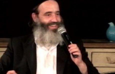 הרב יצחק פנגר | הדרך להתפתחות רוחנית