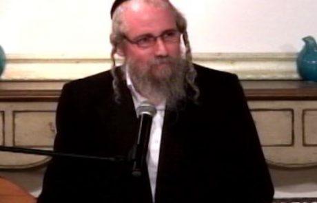 הרב ארז משה דורון | מחזיק חזק ויכול