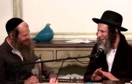 הרב עופר ארז בשיחה עם רוני אילון – ושיעורו הקבוע של הר' עופר ארז