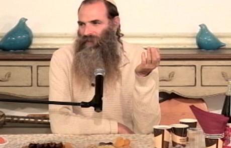 """הר' מיכי יוספי – שיעור חגיגי וסדר ט""""ו בשבט – 24.01.16"""