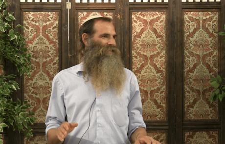 הרב מיכי יוספי – העגלון של הנשיא