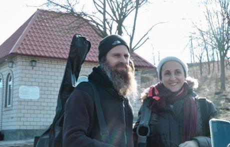 קליפ הנסיעה לאומן – הרב עופר ארז , רוני ונורית אילון הירש – אדר 2015