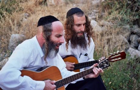 פרויקט שירי שבת / האחים גת – מזמור שיר ליום השבת