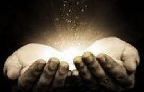 'נקודה של אור' – חג הפסח / אייל בנימין קרוצ'י
