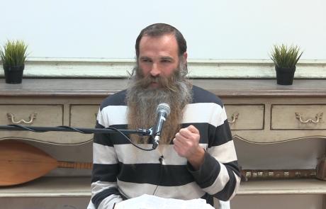 הרב מיכי יוספי – פרשת וארא | 22.1.17