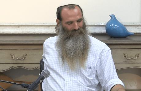 דרכו של נס | הרב מיכי יוספי