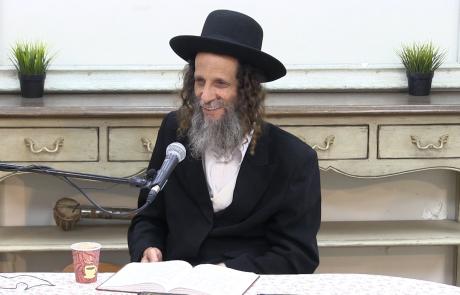 הרב עופר ארז בשיעור על חודש אלול