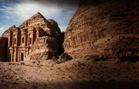 מסע מרתק להילולת אהרון הכהן במקום קבורתו בהור ההר שבפטרה ירדן 31.7-1.8.19