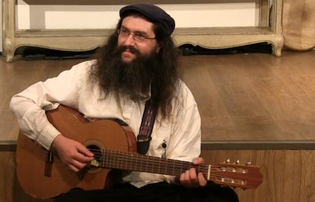 ורוח נכון | הרב יעקב ורשבסקי