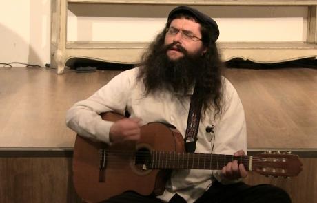 כניסה להיכל | הרב יעקב ורשבסקי